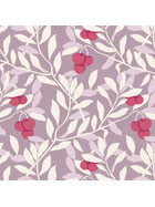 Tilda Baumwollstoff Meterware Maple Farm Cherrybush Mauve